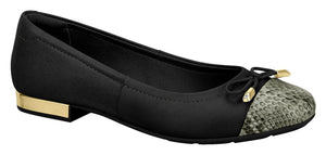 Modare 7337.103 Women Fashion Flat Shoes in Black