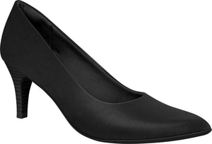 Piccadilly 745035 Women Fashion Business Classic Scarpine Heel in Black