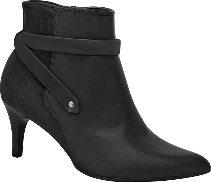 Piccadilly 745039-888 Women Ankle Boot Classic High Heel