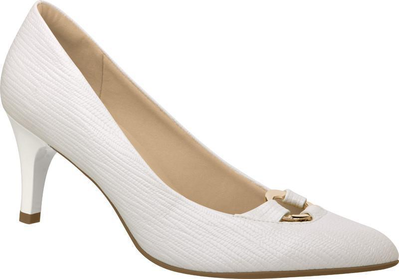 Piccadilly 745042-965 Women Classic White Shoe