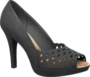 Piccadilly 841016-355 Women Fashion Shoe Painted Black