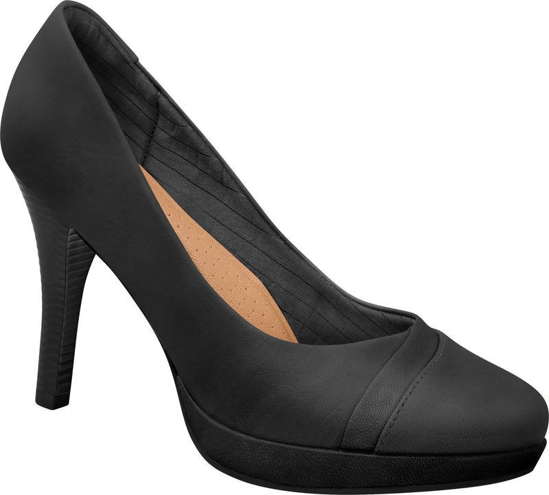 Piccadilly 841019-843 Women Fashion Shoe Business Black