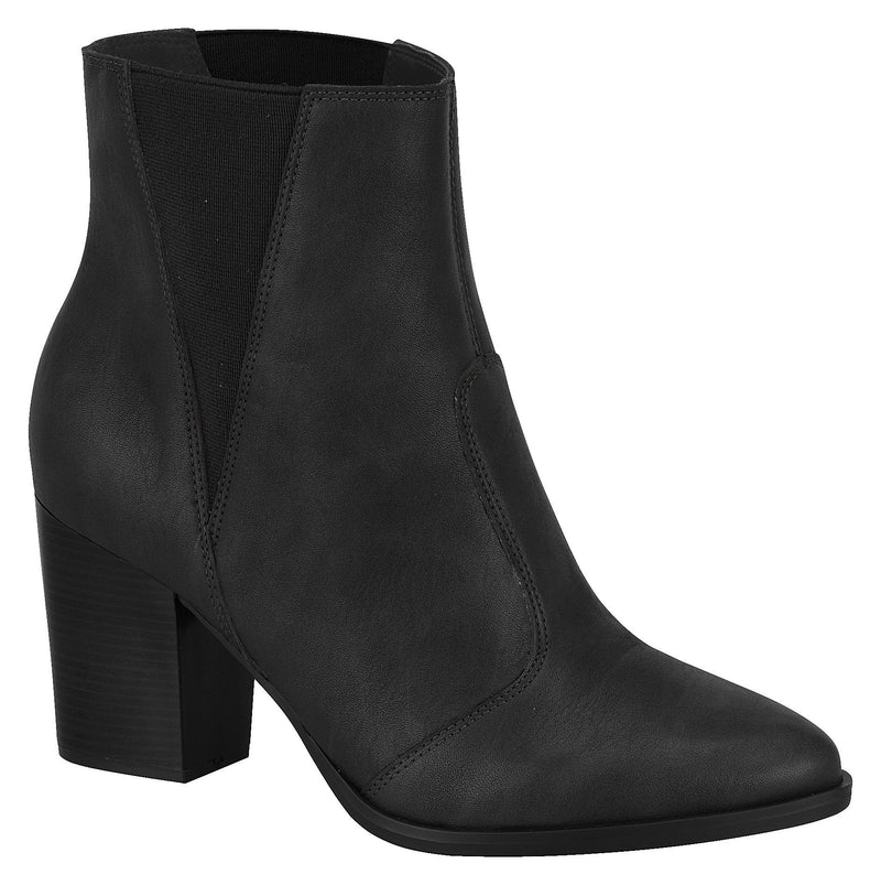 Vizzano 9042.418 Women Fashion Chelsey Comfortable Ankle Boot in Black