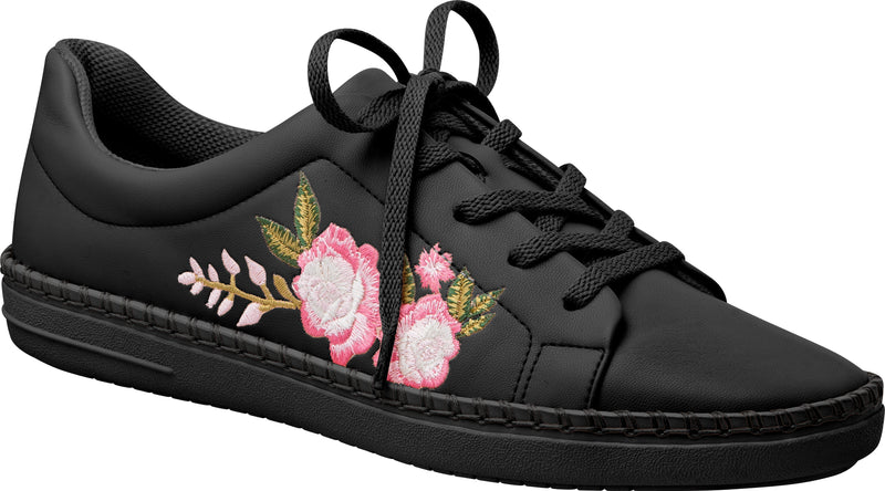 Piccadilly 964014-1039 Women Tennis Shoe Sneaker Floral