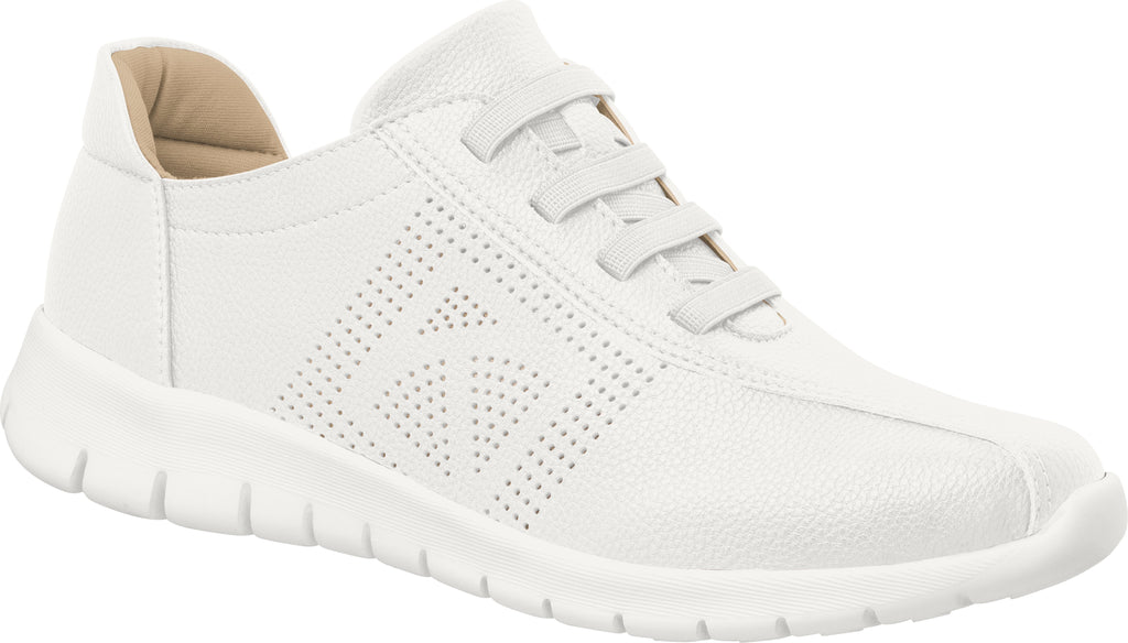 Piccadilly Ref 970012 Women Comfortable Soft Step Sneaker White