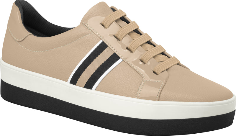 Piccadilly Ref 982004 Women Comfortable Sneaker Beige