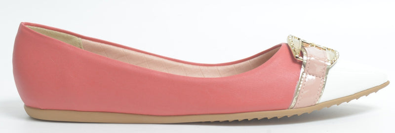 Piccadilly 274003-754 Women Shoe Flat Coral