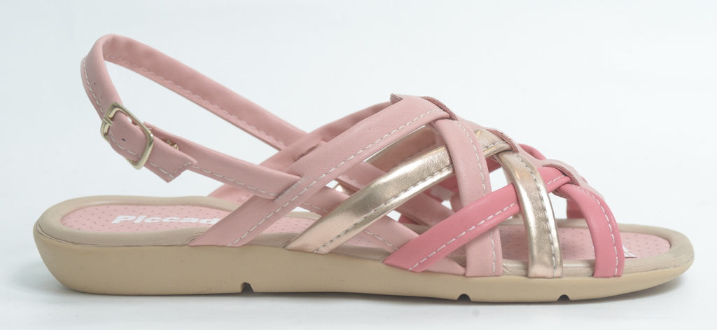 Piccadilly 401128-684 Woman Flat Sandal Rose