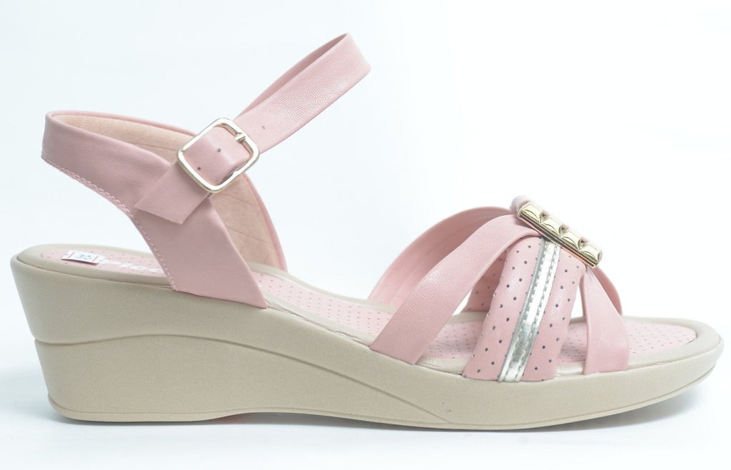 Piccadilly 541032-707 Women Sandal Rose