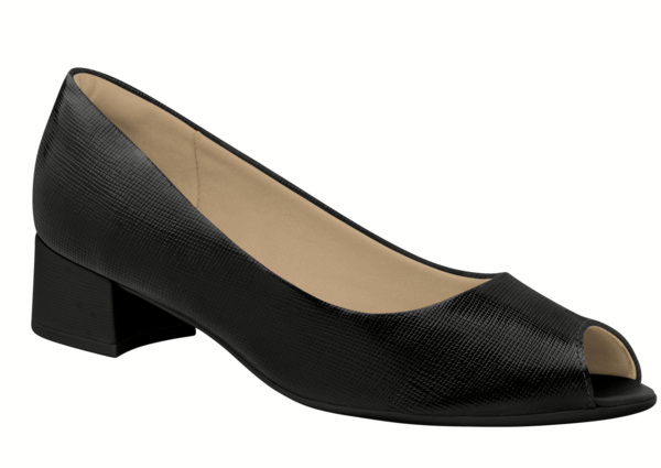 Piccadilly 114001-1048 Women Low Heel Black