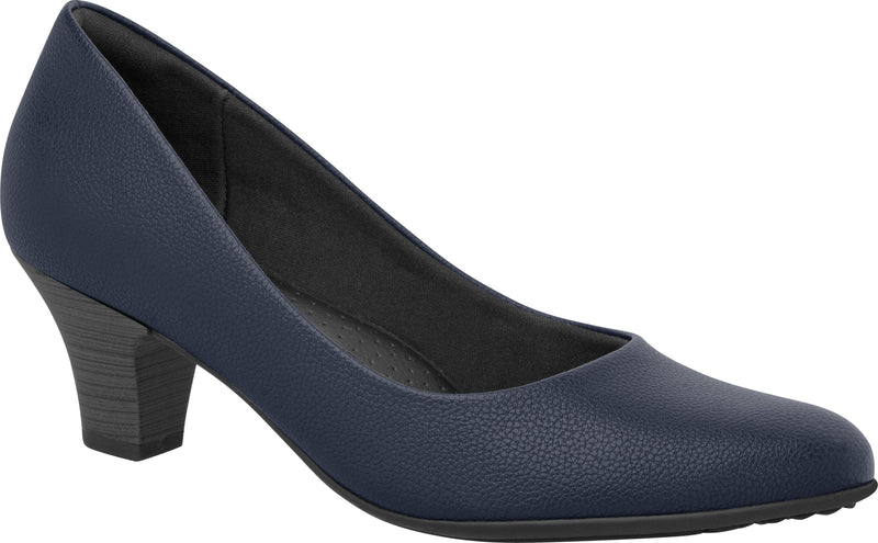 Piccadilly 703001 Women Court Business Shoe in Navy