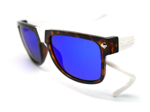 Ned Kelly Tortoiseshell & Blue