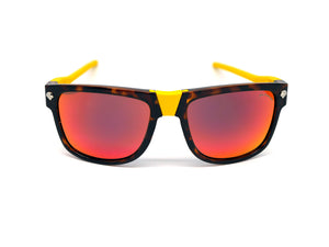 Ned Kelly Tortoiseshell & Red