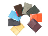 Multi-colored wallets
