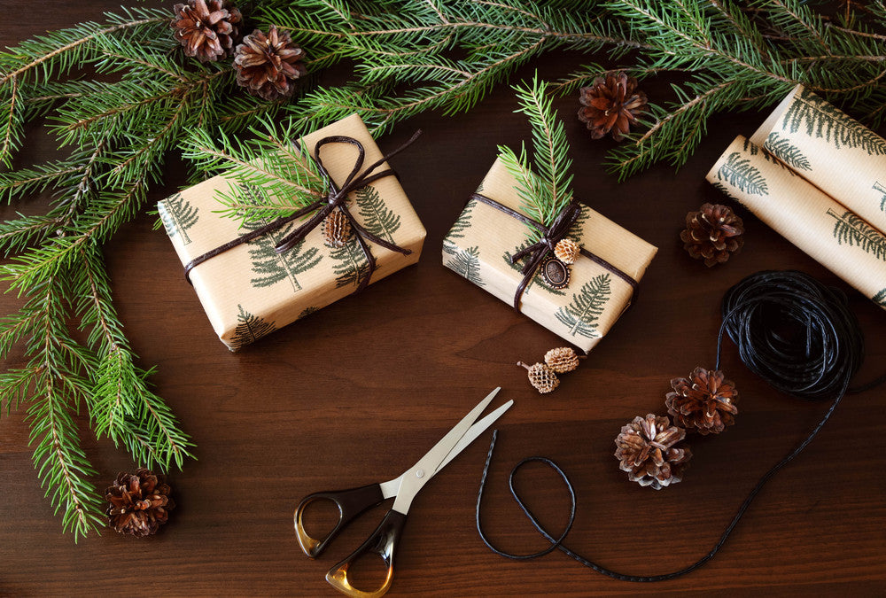 Eco xmas gifts for wife