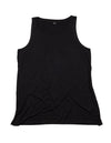 Women's Black TENCEL® Singlet