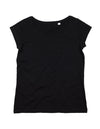 Women's Organic U-Neck Tee - 4 Colours