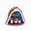 Ceramic Hanging Nativity Scene