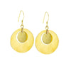 Double Bomb Casing Earrings