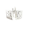 Sterling Silver Fortune Cuff Links - Last In Stock!