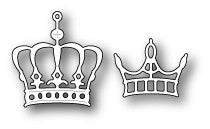 POPPYSTAMPS Regal Crowns