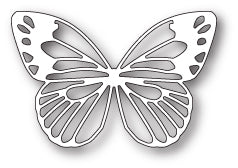 POPPYSTAMPS Powell Butterfly Die Set