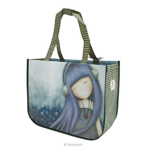 GORJUSS Woven Bag - Dear Alice