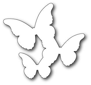 MEMORY BOX Floating Butterfly Set