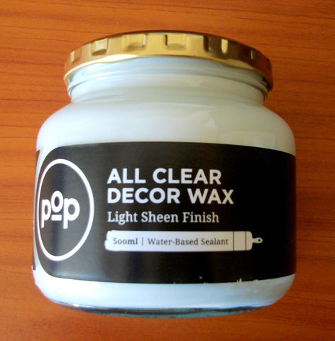 CHISWICK All Clear Decor Wax