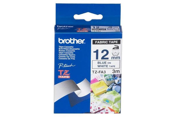 BROTHER TZ-Tape / Iron On Fabric tape