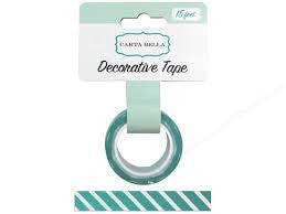 CARTA BELLA Decorative Tape - Stripe