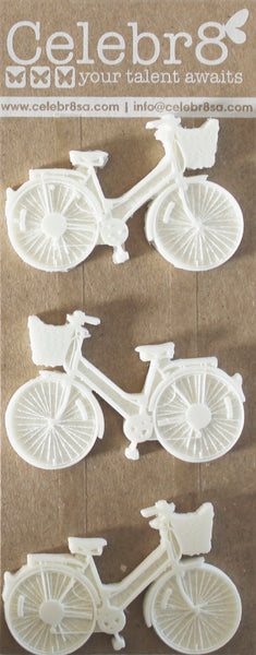 CELEBR8 RESIN - Forever Friends - Bicycles