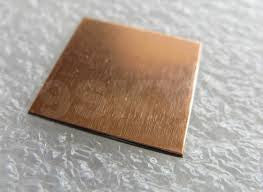 Copper Shim Die Cut Accesories
