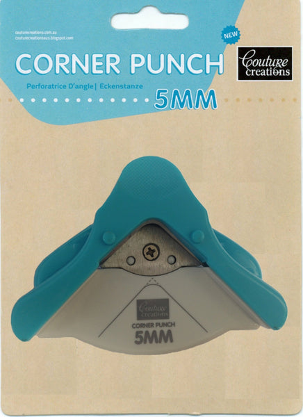 COUTURE CREATIONS Corner Punch 5mm