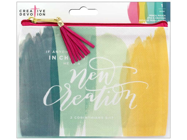 AMERICAN CRAFTS Creative Devotion - Pencil Pouch 1
