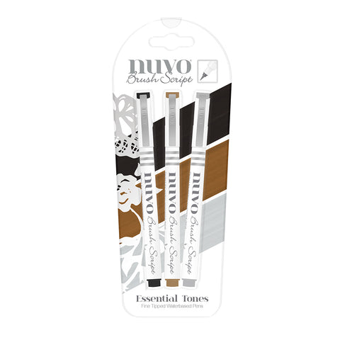 NUVO Brush Script Pens / Various Sets