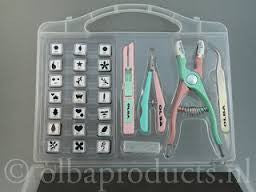 Olba Punch Box Tool Set
