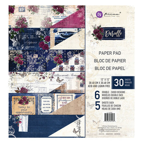 PRIMA - Darcelle - 6 sheets | 12x12