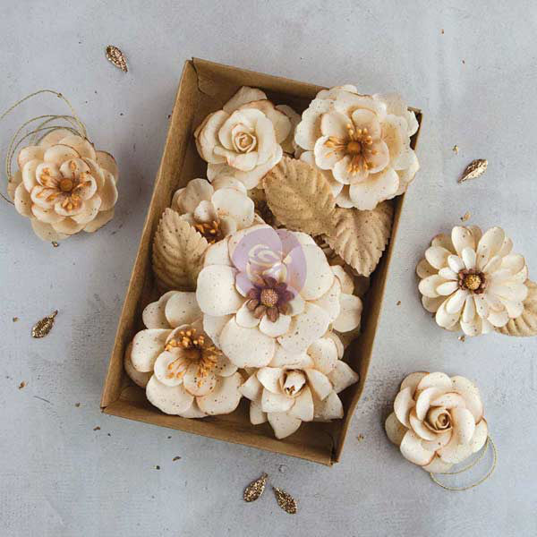 PRIMA Box Flowers - Sweet Vintage