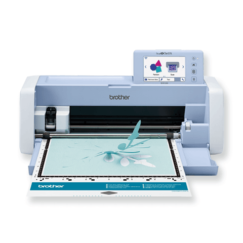 BROTHER Scan N Cut Digital Scanner And Cutter SDX1200