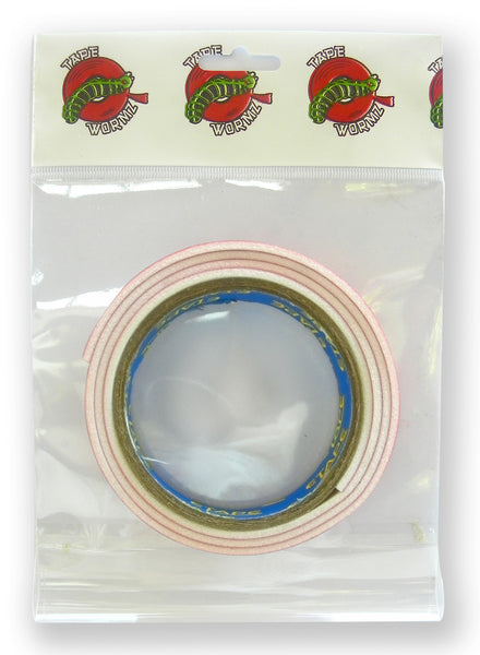 TAPE WORMZ 3mm  x 18mm x 1m Double Sided Foam tape