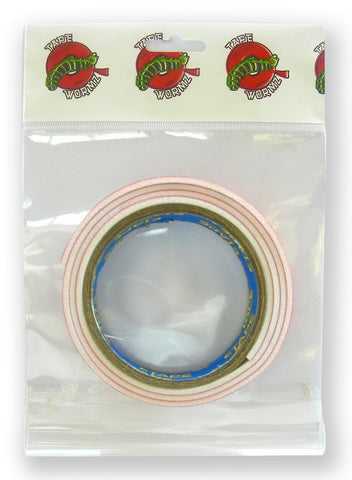 TAPE WORMZ 1.5 x 18mm x 1m Double Sided Foam Tape