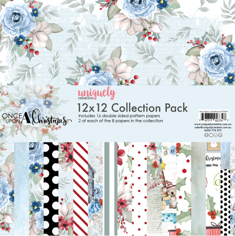 UNIQUELY CREATIVE Paper Pack | Once Upon a Christmas