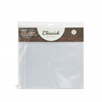 CHISWICK Album Refill Sheets