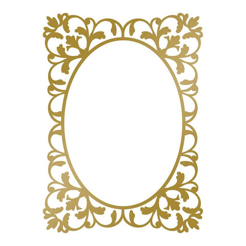 COUTURE CREATIONS Foil Stamp Die / Classic Frame