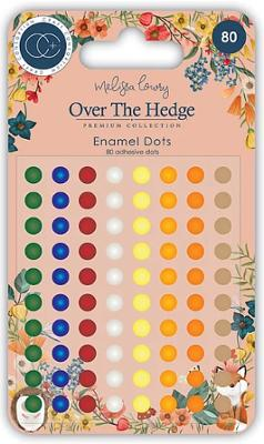 CRAFT CONSORTIUM Enamel Dots | Over the Hedge