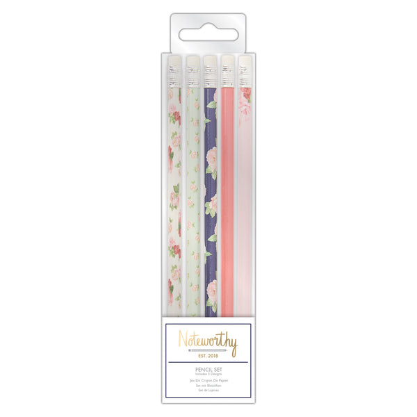 DOCRAFTS Noteworthy Pencil Set
