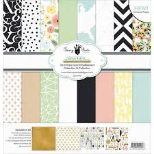 FANCY PANTS Office Suite 12 x 12 Paper Pack
