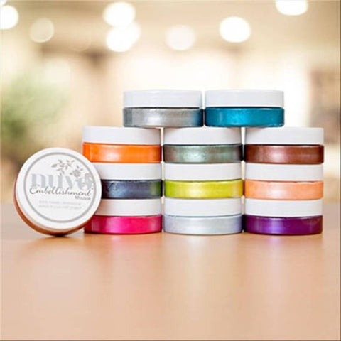 NUVO Embellishment Mousse / Various colours