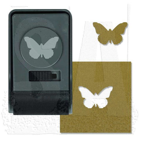 SIZZIX Tim Holts Alterations Paper Punch - Butterfly Large